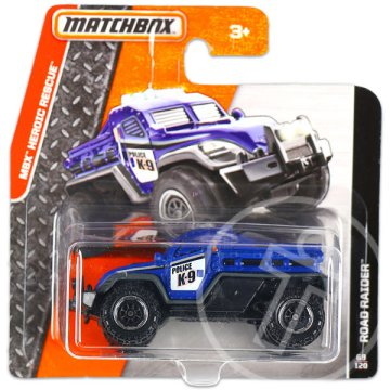 Matchbox MBX Heroic Rescue Road Raider