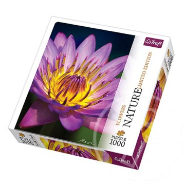 Nature Limited Edition - Tavirózsa puzzle 1000db-os - Trefl