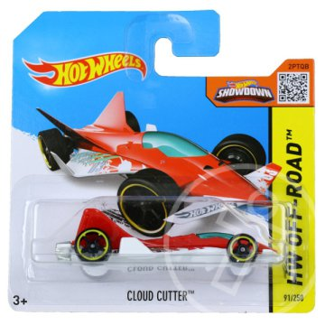 Hot Wheels Off-Road: Cloud Cutter kisautó