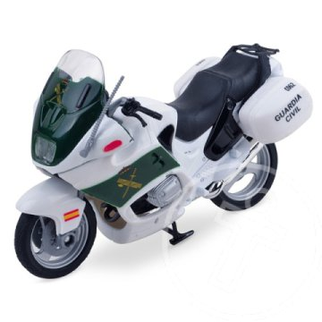 Guardia Civil BMW R1100RT fém motor modell 1/18 - Mondo