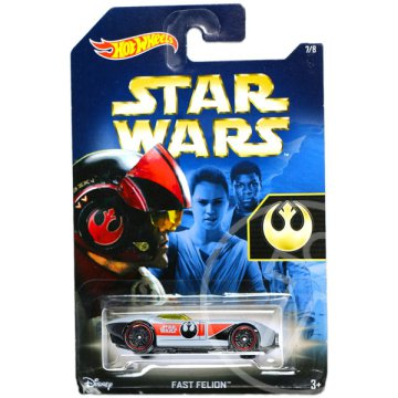 Hot Wheels: Star Wars - Fast Felion