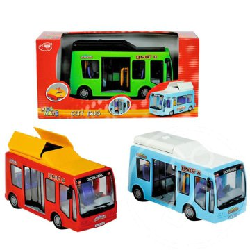 City Bus 16cm 1/32 - Dickie Toys
