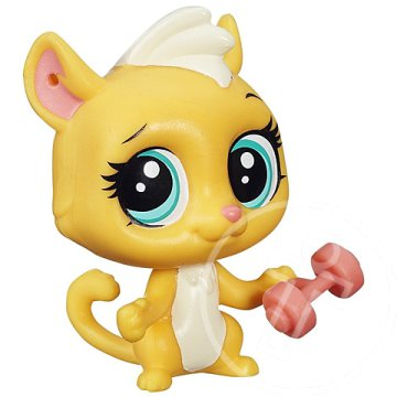 Littlest Pet Shop: Gerry Goldman  kiskedvenc figura - Hasbro