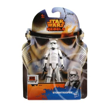 Star Wars: Rebels mini figura - Stormtrooper
