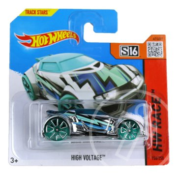 Hot Wheels Race: High Voltage kisautó