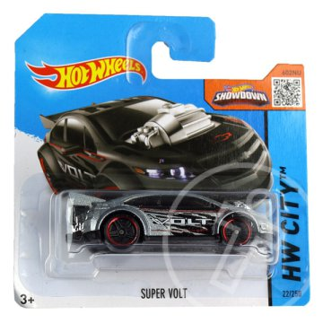 Hot Wheels City: Super Volt kisautó 2