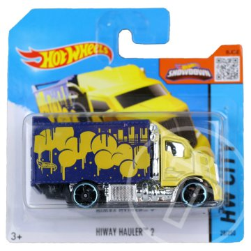 Hot Wheels City: Hiway Hauler 2 kisautó 3