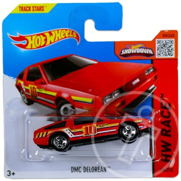 Hot Wheels Race: DMC Delorean