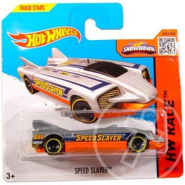 Hot Wheels Race: Speed Slayer kisautó 2