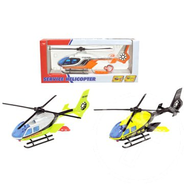 Service helikopter szortiment - Dickie Toys