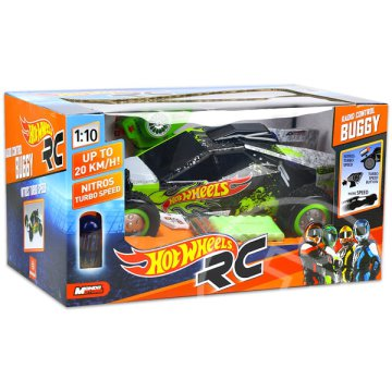 Hot Wheels Nitros Turbo Speed távirányítós buggy 1/10 - Mondo