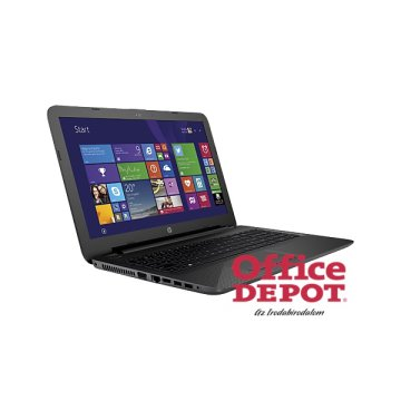 "HP 250 G4 T6P33EA 15,6""/Intel Core i3-5005U 2GHz/4GB/1TB/AMD Radeon R5 M330 2 GB /DVD író notebook"