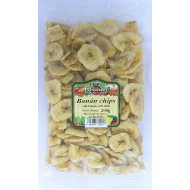 NaturFood Banán chips 200 g