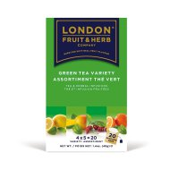 LONDON green tea