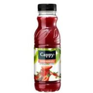 Cappy junior 0,25l eper PET