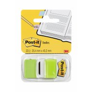 Post-it 680 önt.jelölőcímke 25x43mm 22db