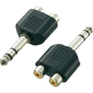 Adapter 3,5mm jack-2RCA alj