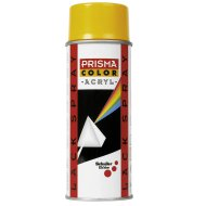PRISMA COLOR SPRAY MATT FEKETE 400ML RAL 9005