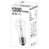 HALOGEN NORMAL 70W E27 1200LM