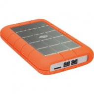 LaCie Rugged™ Triple USB 3.0 - 2TB