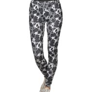 AWK   GF PRINTED POLY LEGGING