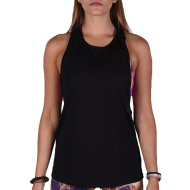 PERFORMER TANK      BLACK/MSILVE