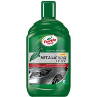 TURTLE WAX GL 500ML METALLIC WAX + PTFE