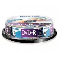 Philips DVD-R47CB*10 hengeres