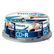 Philips CD-R80CB*25 hengeres