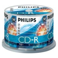 Philips CD-R80CB*50 hengeres