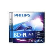 Philips BD-R25 25Gb 6x Blu-Ray