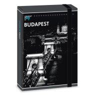 Cities-Budapest by night füzetbox A/4