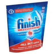 Finish All in1 Max tabletta 50 db Regular foszfátmentes