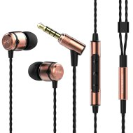 SoundMAGIC E50C arany headset