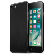 LAUT - Slimskin iPhone 7 tok - Jet Black