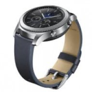 ET-YSL76MNEGWW SM-R760 / R770 Classic Leather Band - Navy Blue