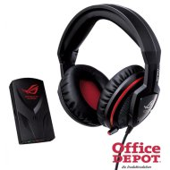 ASUS ORION FOR CONSOLES/BLK/ALW+USB/AS Fekete USB Gamer headset