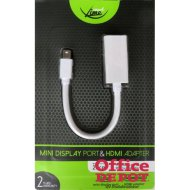 Smart Lime CA81 mini Displayport apa > HDMI anya adapter