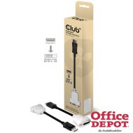 CLUB3D Displayport - DVI-D passive adapter