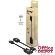 CLUB3D Displayport - HDMI passive adapter