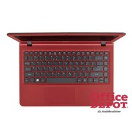 "Acer Aspire ES1-332-C21A 13,3""/Intel Celeron N3350/4GB/32GB/Int. VGA/Win10/piros laptop"