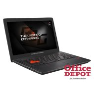 "ASUS ROG STRIX GL553VD-FY033 15,6"" FHD/Intel Core i5-7300HQ/8GB/1TB/GTX 1050M 4GB/fekete laptop"