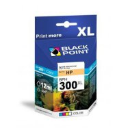 Black Point patron BPH300XLC (HP CC644EE) színes