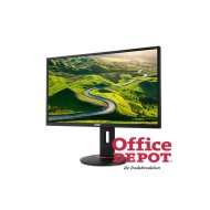 "Acer 27"" XF270HAbmidprzx LED DVI HDMI DisplayPort FreeSync 240Hz-es multimédiás gamer monitor"