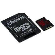 Kingston 64GB micro SD clU3 SDCA3/64GB