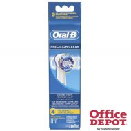 Oral-B fogkefefej EB 20 - 4 for 3  Precision Clean