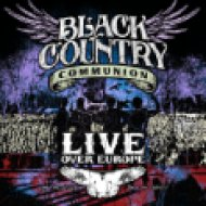 Live Over Europe CD