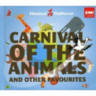 Carnival of the Animals and Other Favourites CD