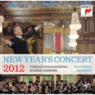 New Year's Concert 2012 CD