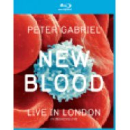 New Blood - Live in London 3D Blu-ray+Blu-ray+DVD